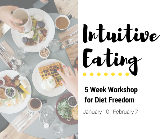 Intuitive Eating (2)